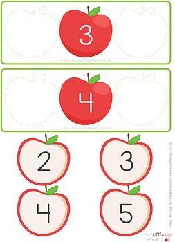 Autumn Math Centers