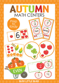 Autumn Math Centers