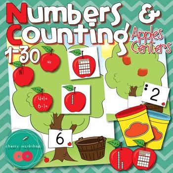 Apple Activities Number Sense