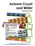 Autumn Math Worksheets