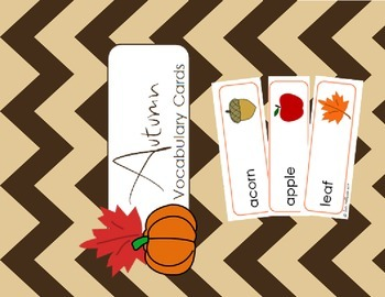 Autumn Math and Literacy Bundle