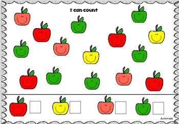 Autumn Maths Binder 1-10