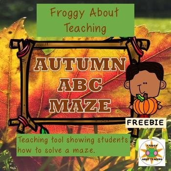 Autumn Maze Freebie