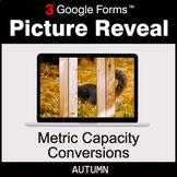 Autumn: Metric Capacity Conversions - Google Forms Math |
