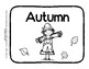 Autumn - Micro Theme Activity Book / Craftivity - Preschool - Fall