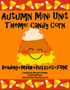 Autumn Mini Unit - Candy Corn