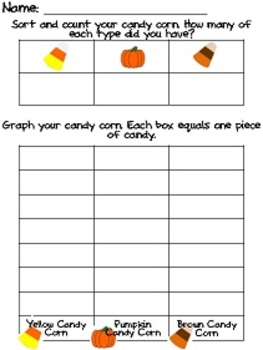 Autumn Mix Graphing
