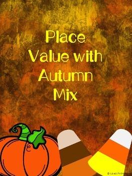 Autumn Mix Place Value