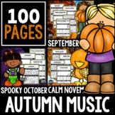 Autumn Music Bundle, Classical Music for September, Octobe