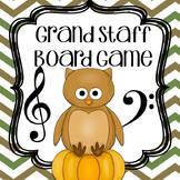 Fall Music Game: Grand Staff