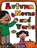 Autumn Nouns and Verbs