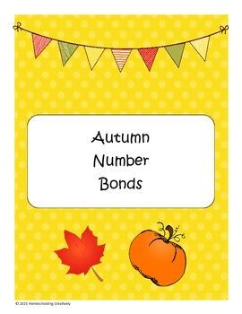 Autumn Number Bonds