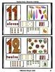 Number Sense Autumn Bundle: October, November, December
