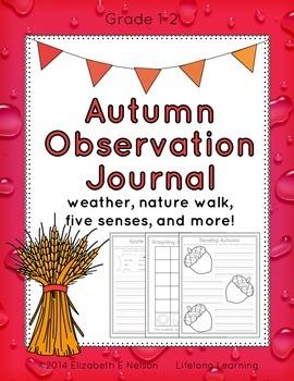 Autumn Observation Journal