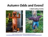 Autumn Odds and Evens: A Math Sorting Activity