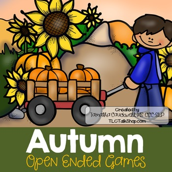 Autumn: Open-Ended Games