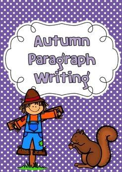 Autumn Paragraph Writing