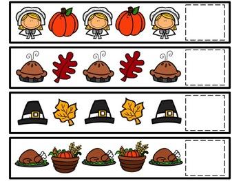 Autumn Pattern Cards