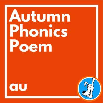 Autumn:  /au/ Phonics Poem