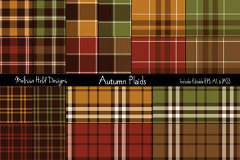 Autumn Plaids