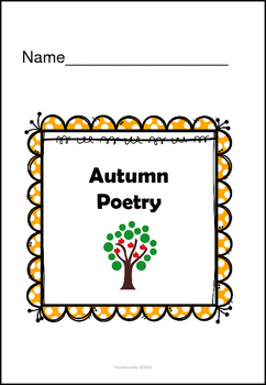 Poetry for Fall