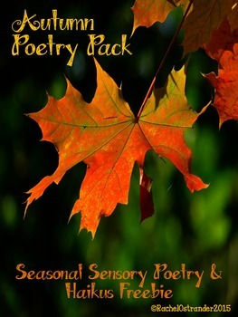 Autumn Poetry Pack