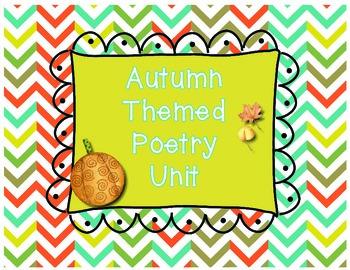 Autumn Poetry Unit