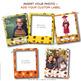 Autumn Polaroid Frames