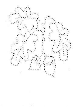 Autumn Push Pin Art