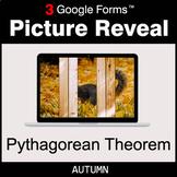 Autumn: Pythagorean Theorem - Google Forms Math Game | Dis