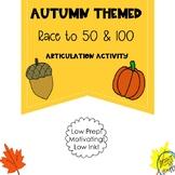 Autumn Race to 50 & 100 BUNDLE