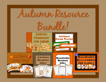 Autumn Resource Bundle