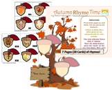 Autumn Rhyme Time