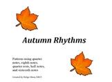 Autumn Rhythm Patterns