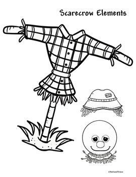 SCARECROWS: Autumn, Scarecrow, Scarecrow Glyph