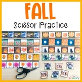 Autumn Scissor Practice | Cutting Strips