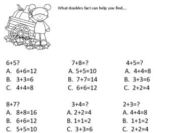 Autumn Second Grade Addition and Subtraction Concepts