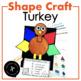 Autumn Shape Crafts Bundle