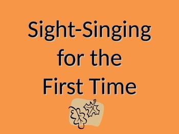Autumn Sight-Singing