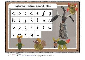 Autumn Sound Mat