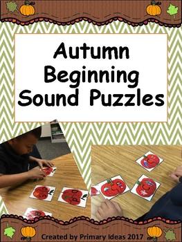 Autumn Sound Puzzles