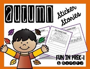 Autumn Sticker Stories