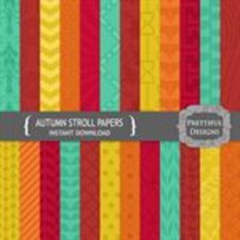 Autumn Stroll Paper Pack