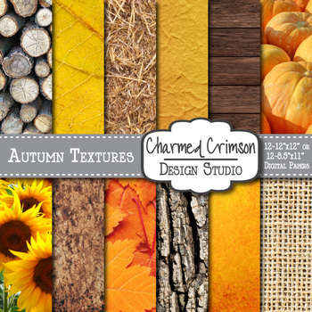 Autumn Texture Background 1602
