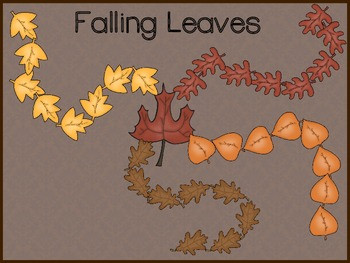 Autumn-Theme Adding and Subtracting Multiples of 10 Game Boards (2-digits)