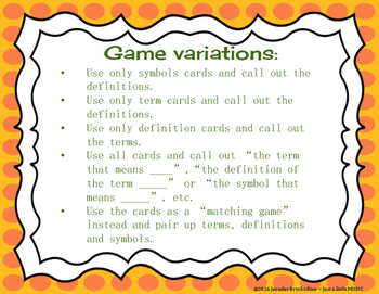 Autumn Themed Dynamics Races -- a review game to practice volume in music
