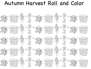 Autumn Themed Roll and Cover