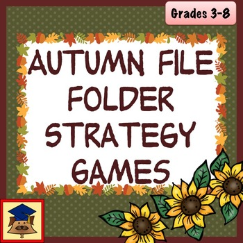 Autumn Themed Strategy Games