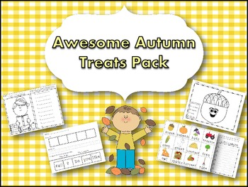Autumn Treat Pack - ELA & Math