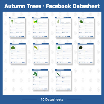 Autumn Trees - Facebook Datasheets